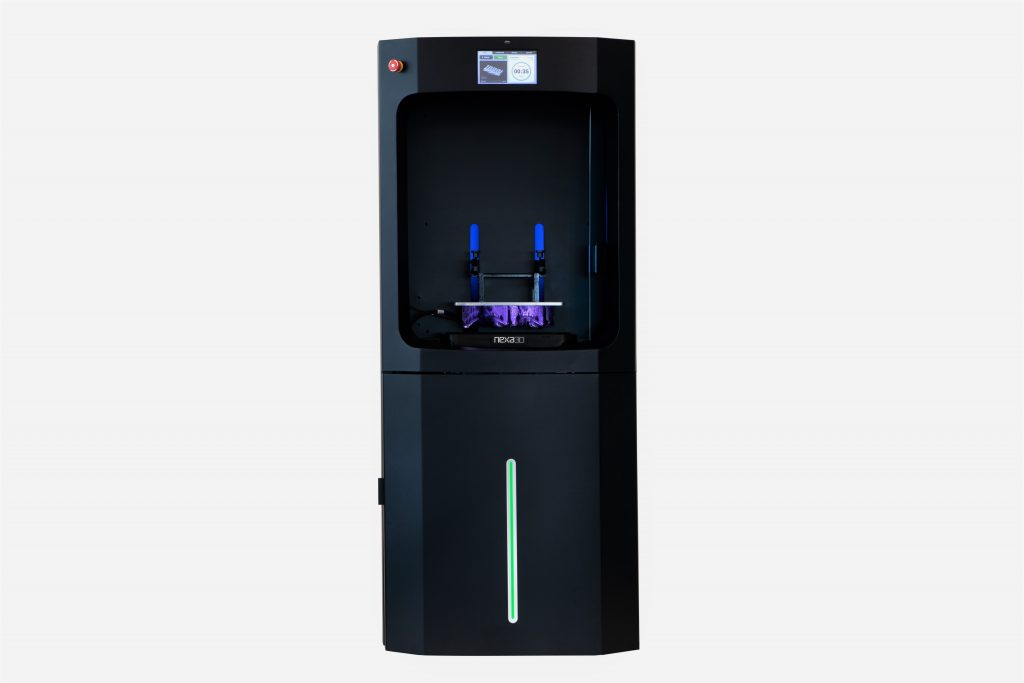 The NXD200 3D printer. Photo via Nexa3D.