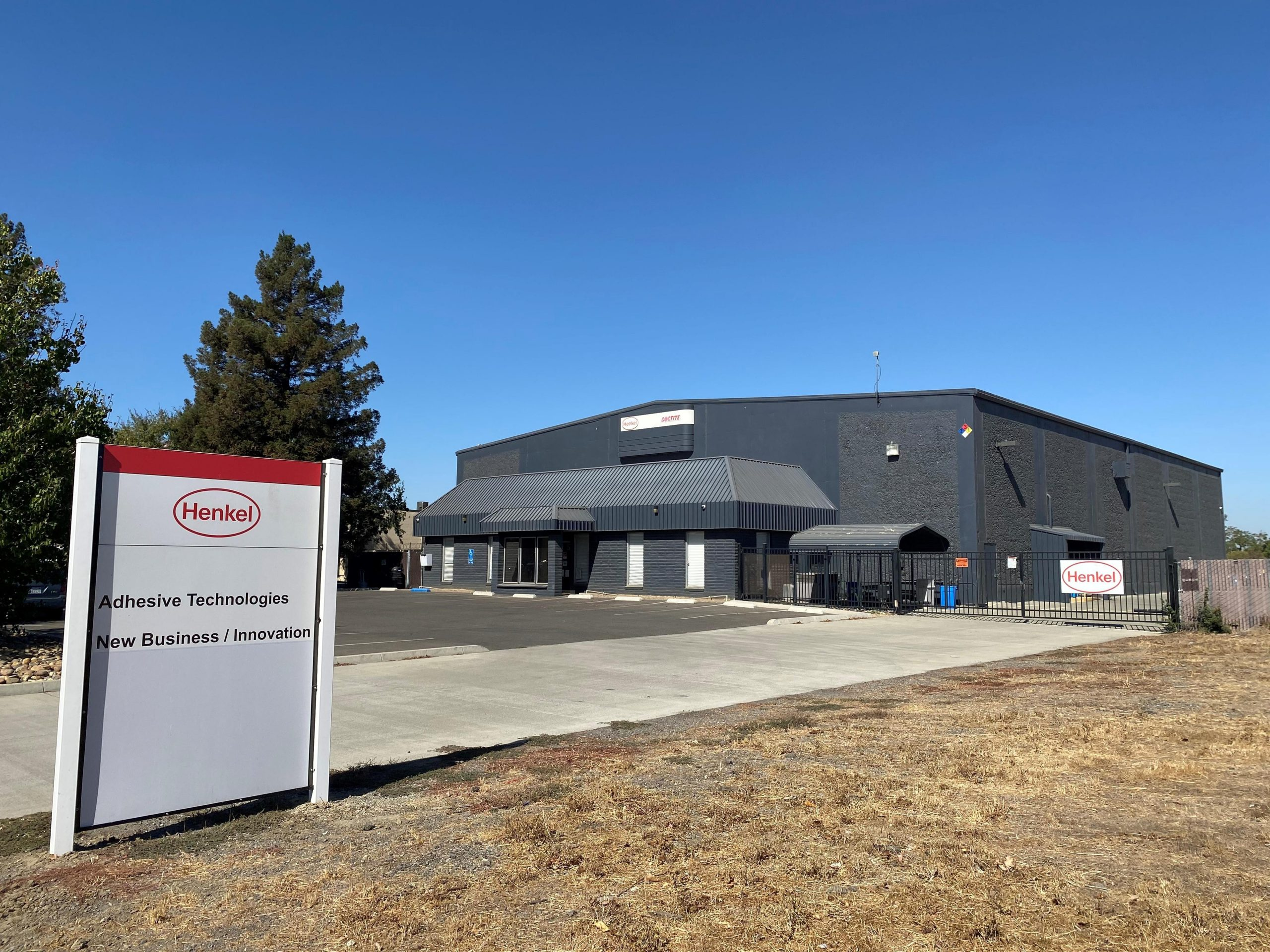Henkel's 3D printing production facility in Dixon, California. Photo via Henkel.