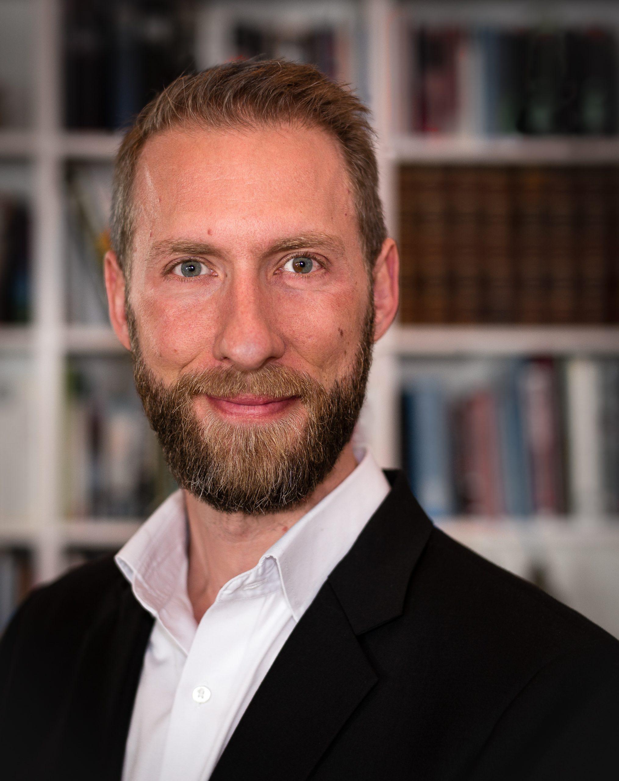 Daniel Cohn, General Manager and 3DP Lead for Protolabs EMEA. Photo via Protolabs.
