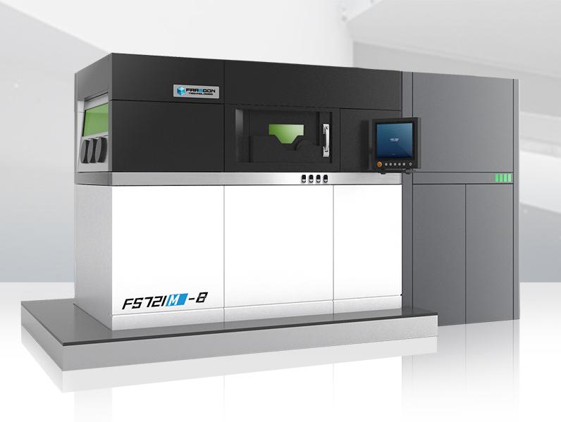 Farsoon's FS721M 3D printer.