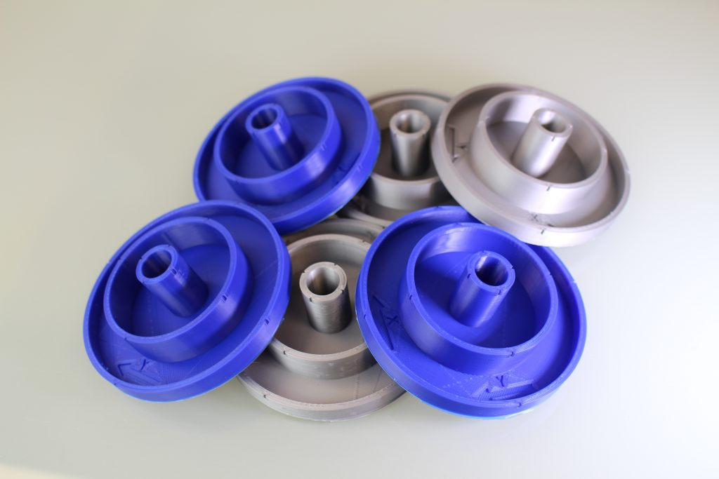 The circular trajectory test. Photo by 3D printing industry.