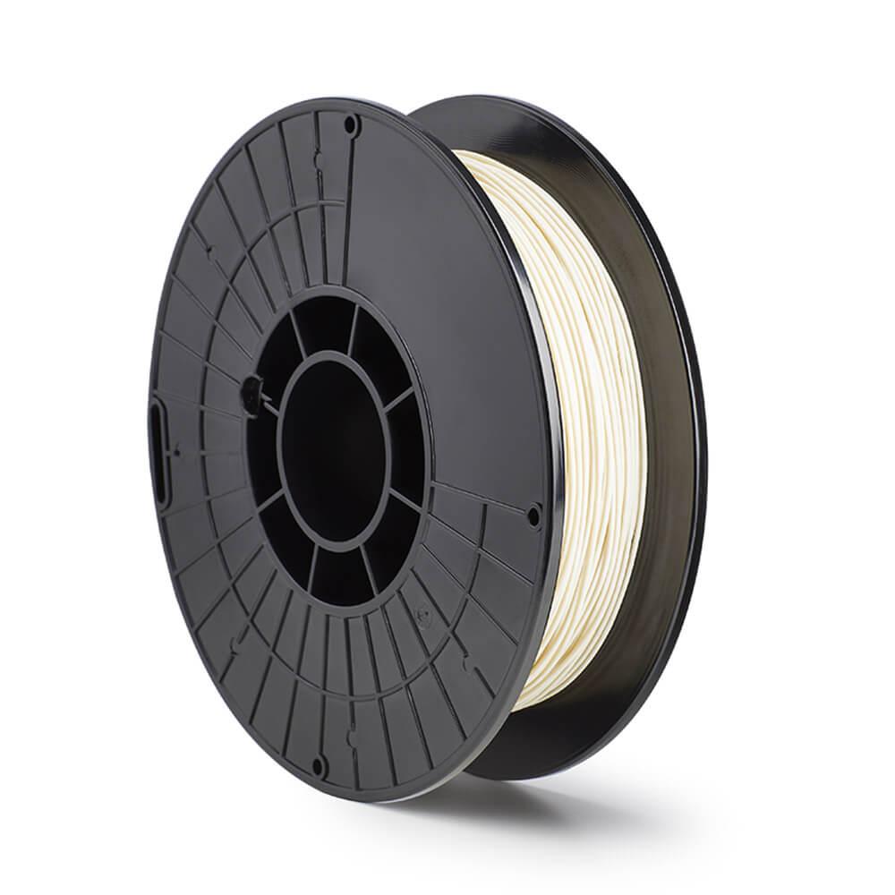 Caverna PP 3D printing support filament. Photo via Infinite Material Solutions.