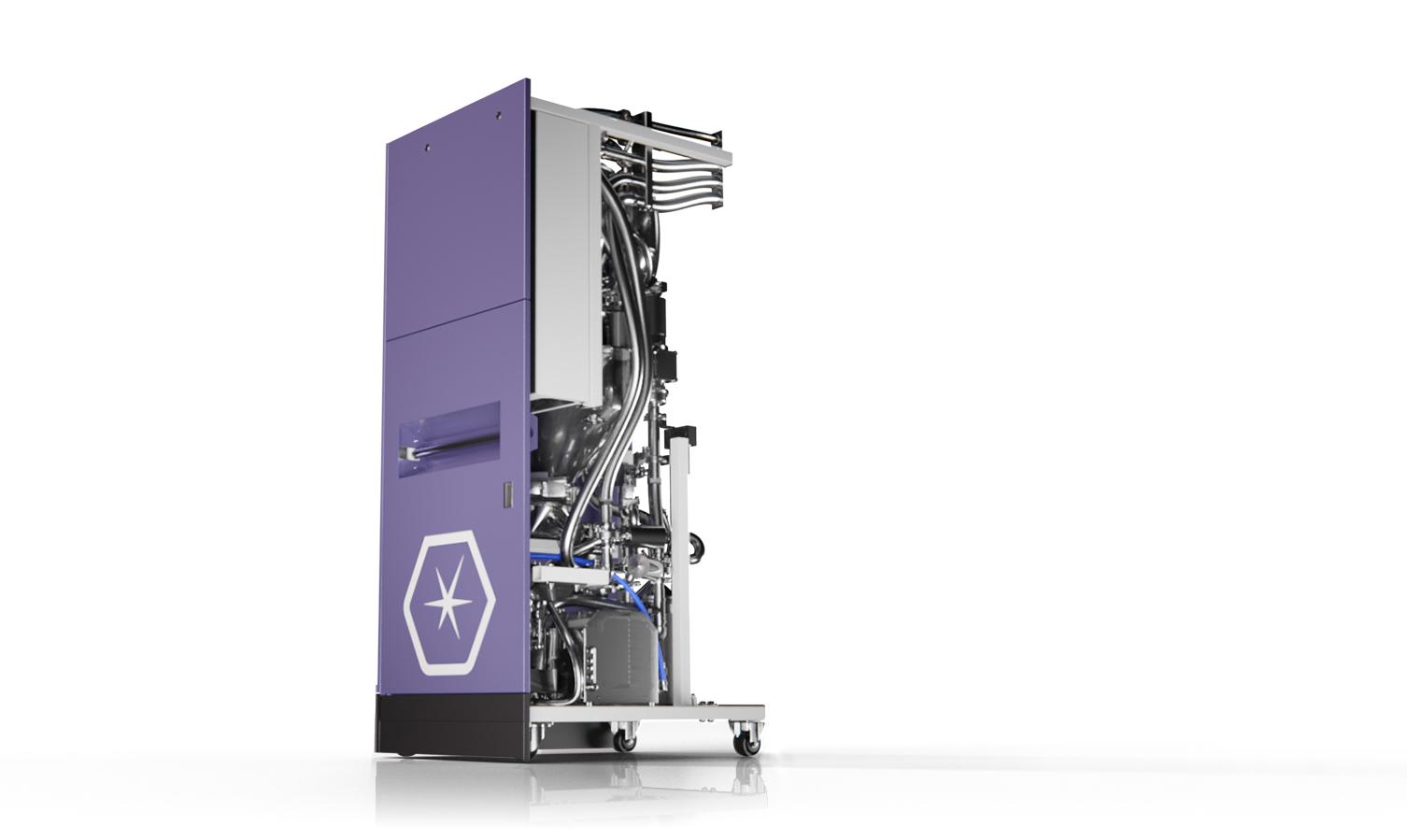 The FormUp 350's autonomous powder module. Image via AddUp.