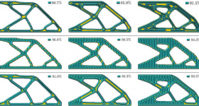 The various ways in which truss thickness can be modified. Image via University of Liege.