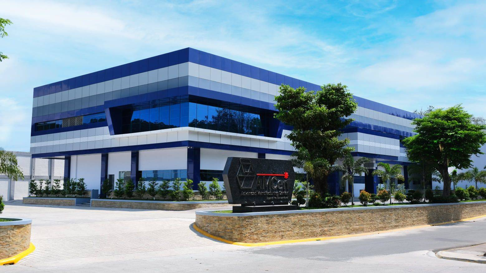 DOST's new additive manufacturing center. Photo via DOST.