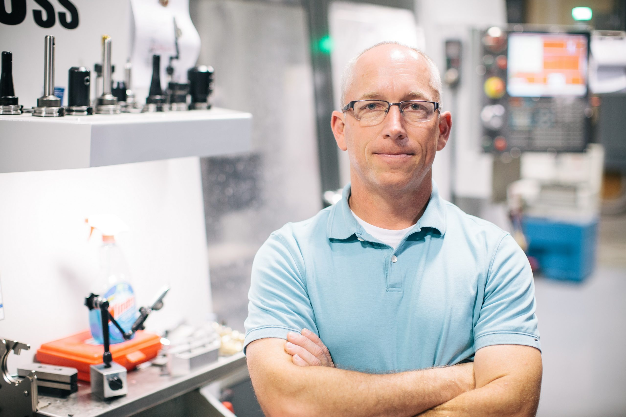 David Leigh has been appointed Chief Technology Officer for Additive Manufacturing at 3D Systems. Photo via 3D Systems.