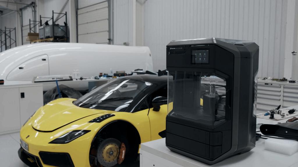 The METHOD X at the Arash production facility. Photo via Arash Motor Company.