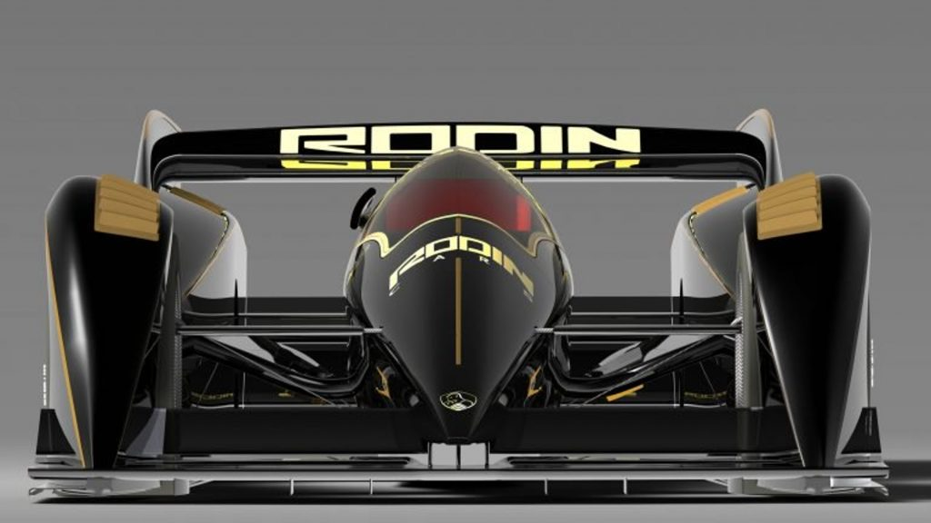 A concept image of Rodin Cars' upcoming FZERO hypercar. Image via Rodin Cars.