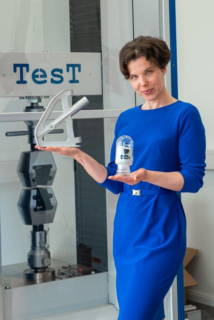 Fehrmann ALLOYS has  hired Yuliya Deichsel as a Technical Sales Manager. Photo via Fehrmann ALLOYS.