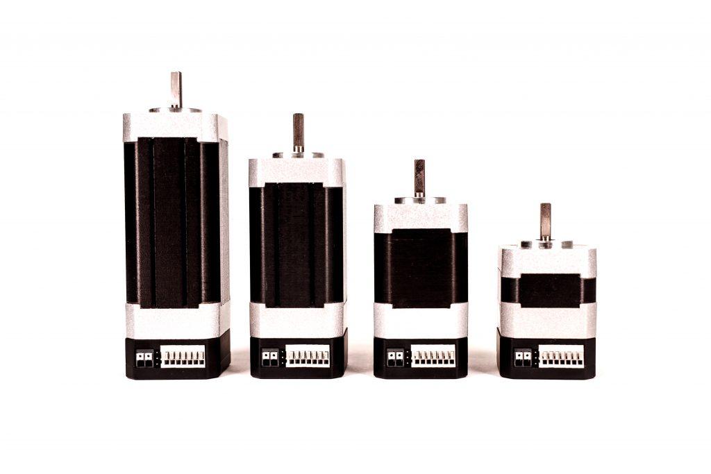 IQ Motion Control's Fortiq BLS42 family of motors.