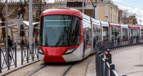 Algeria's Sétif Tramways comprise 26 stops across almost 14 miles. Photo via Alstom.