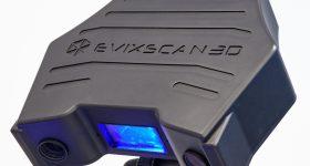 The EviXscan 3D Optima+ M scanner. Image via Evatronix.