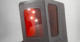 The PicoFAB 3D printer. Photo via IDM Lab.