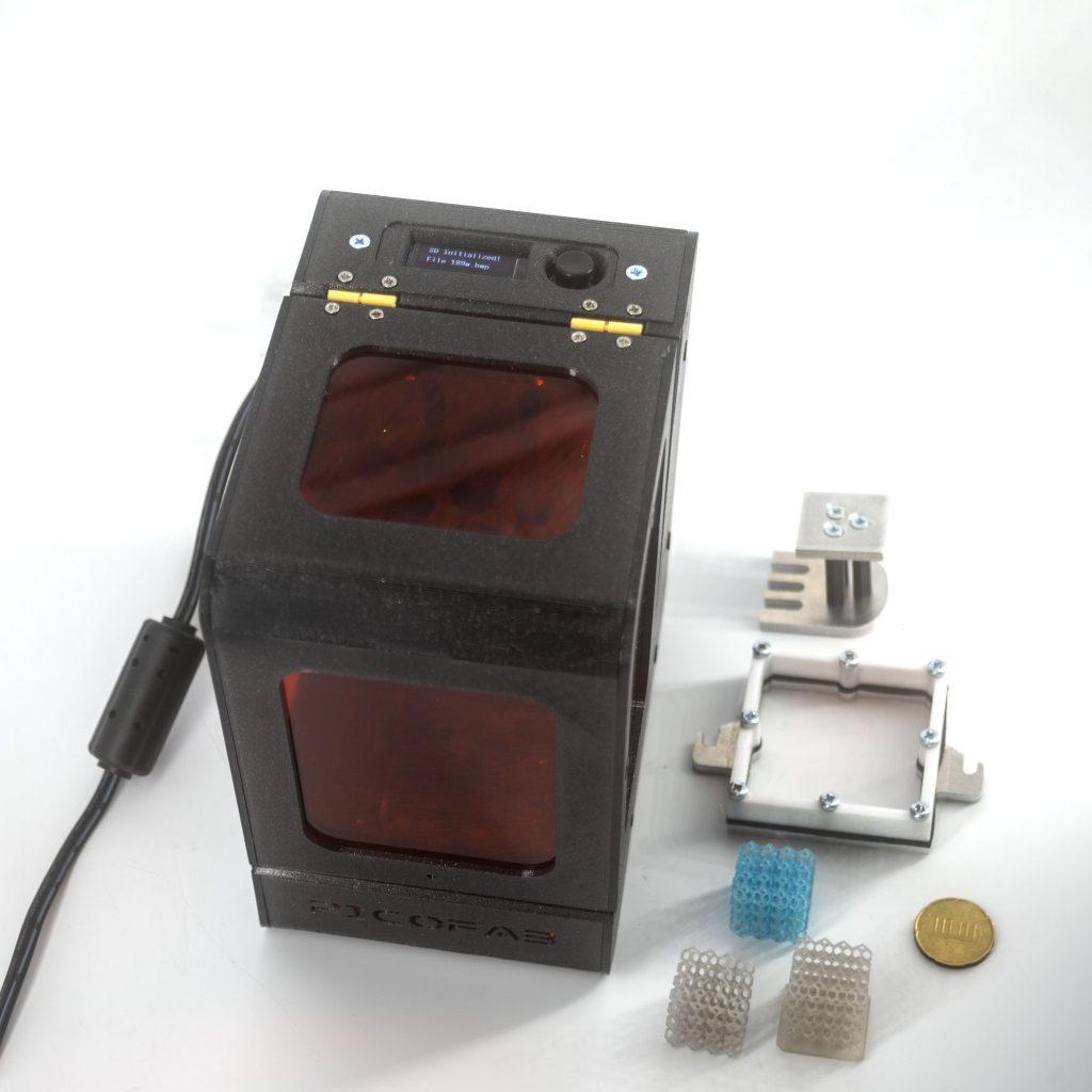 PicoFAB.  Zdjęcie za pośrednictwem IDM Lab.