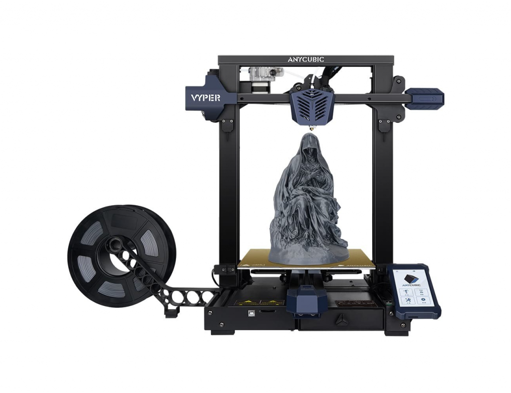 The Anycubic Vyper 3D printer. Photo via Anycubic.