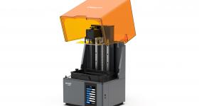 The HALOT-SKY 3D printer. Photo via Creality.