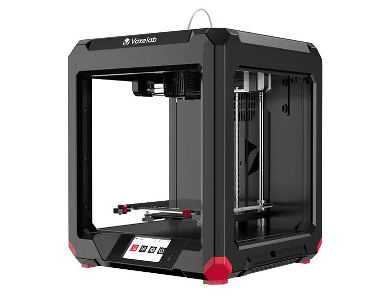 The Voxelab Aries 3D printer. Photo via Voxelab.