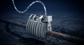Kongsberg Ferrotech's Nautilus underwater repair system.