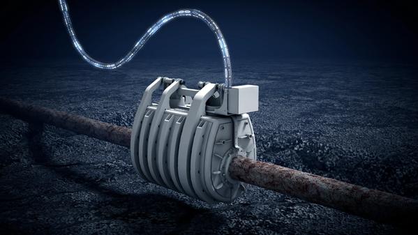 Système de réparation sous-marine Nautilus de Kongsberg Ferrotech.