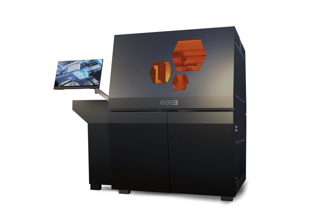 The upcoming CLAD 3D printer. Photo via ioTech.