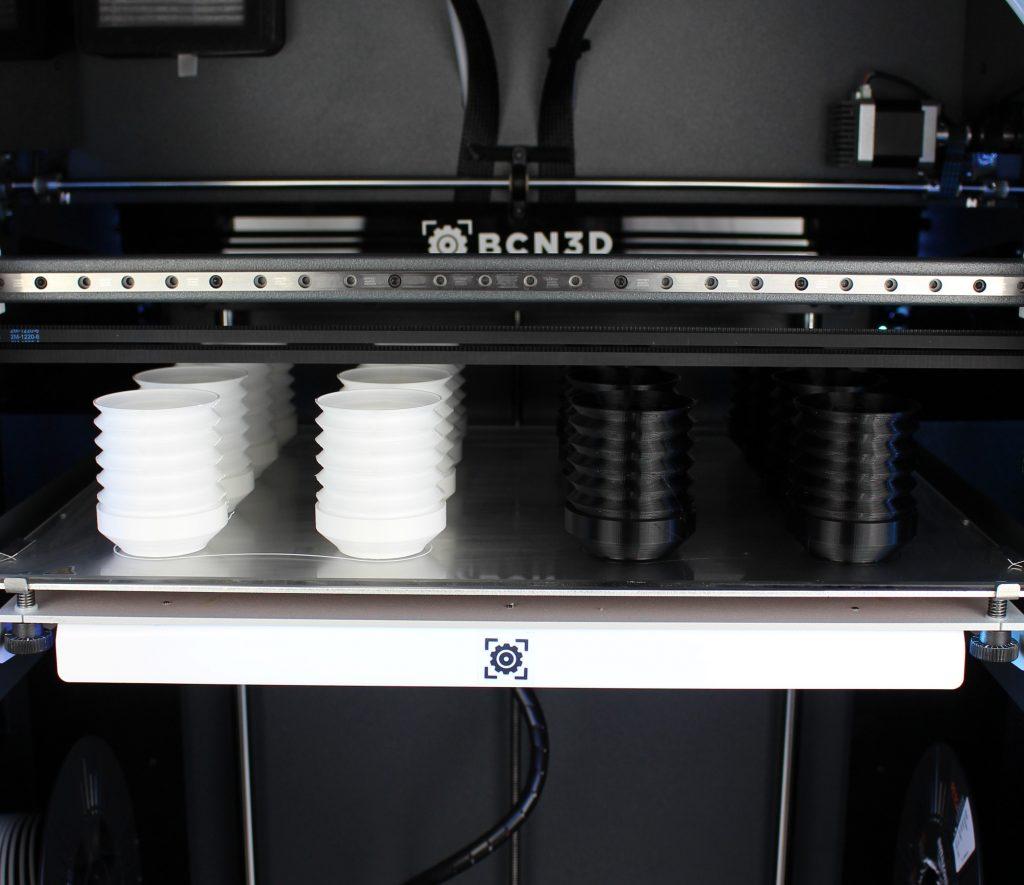 Epsilon W50 mirror print. Photo by 3D Printing Industry.