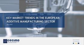 CECIMO's European Additive Manufacturing Survey. Image via CECIMO.