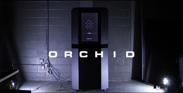 Collider's hybrid 3D printing system, the Orchid, will provide a foundation for Essentium's growth into DLP 3D printing. Photo via Collider.