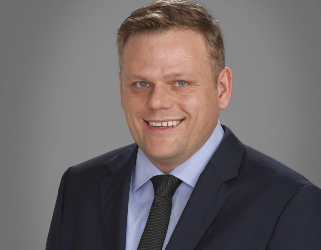 Tobias Krümberg, CEO of GEFERTEC