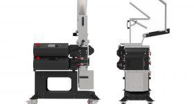 The GP20 2-in-1 shredder and granulator. Photo via 3devo.