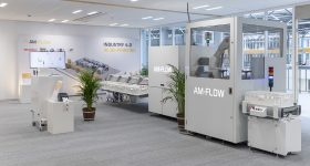 AM-Flow's hardware solutions are designed to scale post-production processing. Photo via AM-Flow.