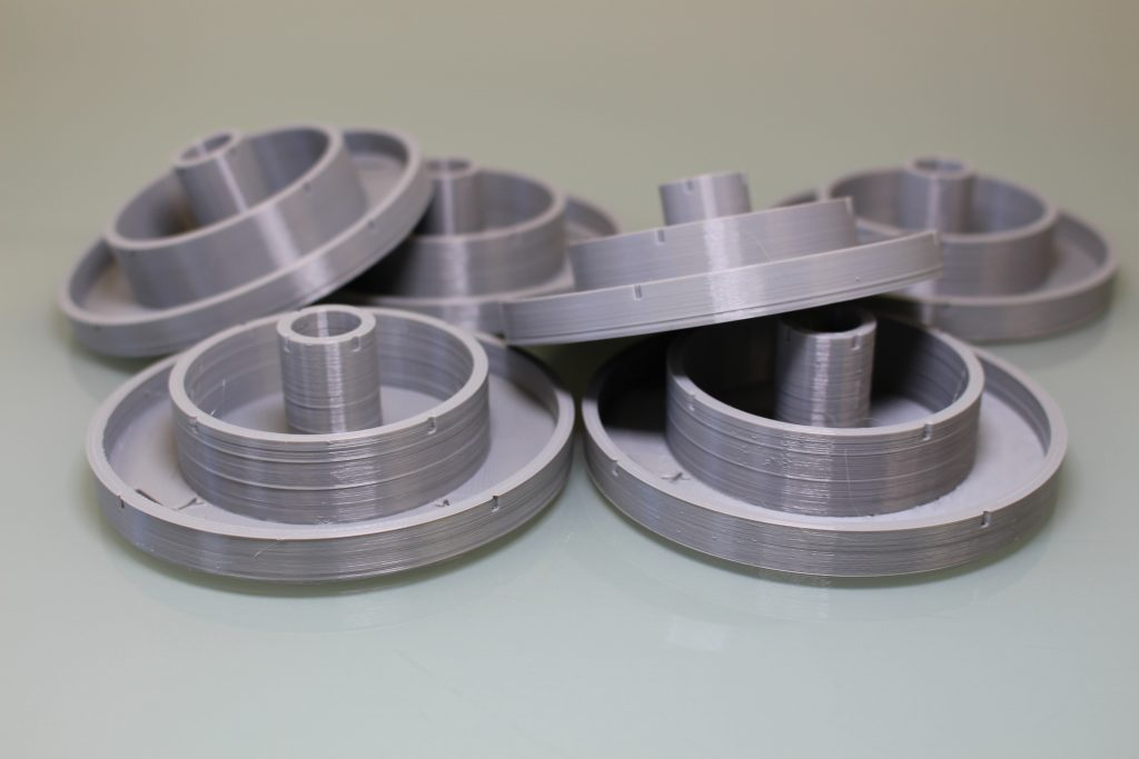 Circular trajectory test. Photo by 3D Printing Industry.