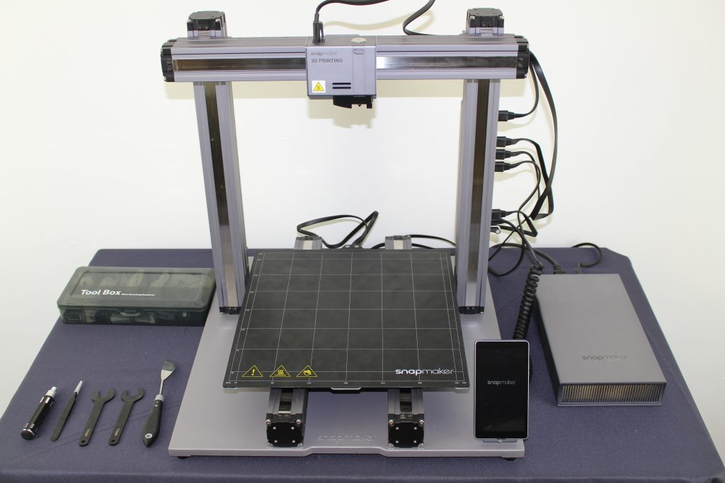 The Snapmaker 2.0. Photo by 3D Printing Industry.
