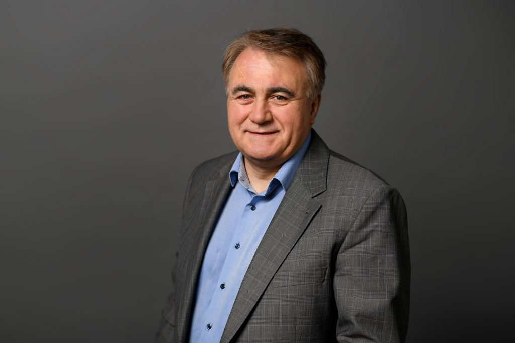AM Ventures' Johann-Oberhofer.
