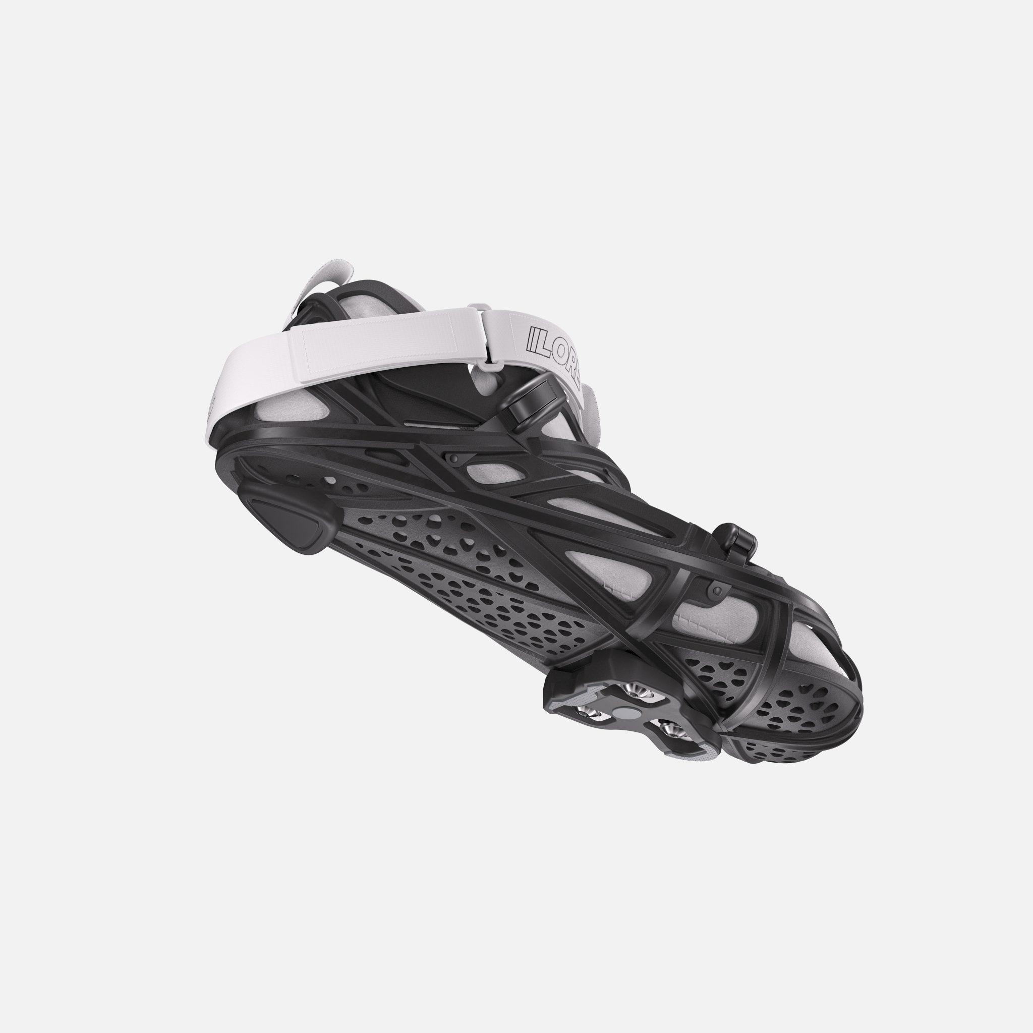 The 3D printed LoreOne cycling shoe. Photo via Lore.