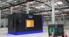 The ARGO 1000 3D printer features remote print management. Photo via Roboze.