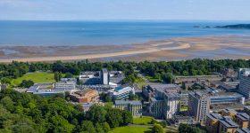 Swansea University. Photo via Swansea University.