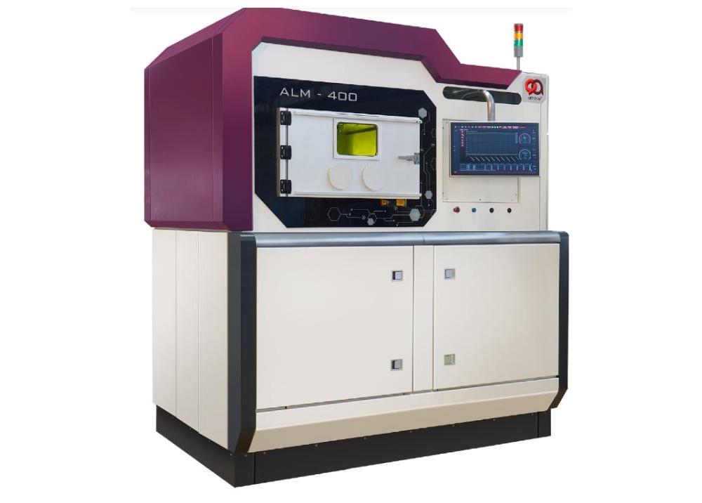 The ALM-400 3D printer. Photo via Amace.