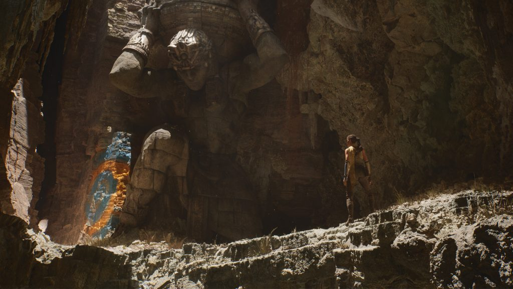 Unreal Engine enables users to create highly-realistic digital worlds for games and other media. Image via Epic Games.