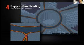 The support-free metal 3D printing toolset. Image via Dyndrite.