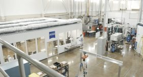 A Carl Zeiss Industrial Metrology facility. Photo via ZEISS.