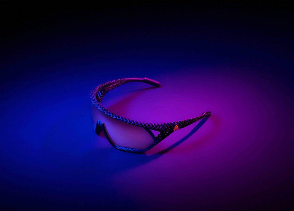 The 3D CMPT sunglasses. Photo via Adidas.