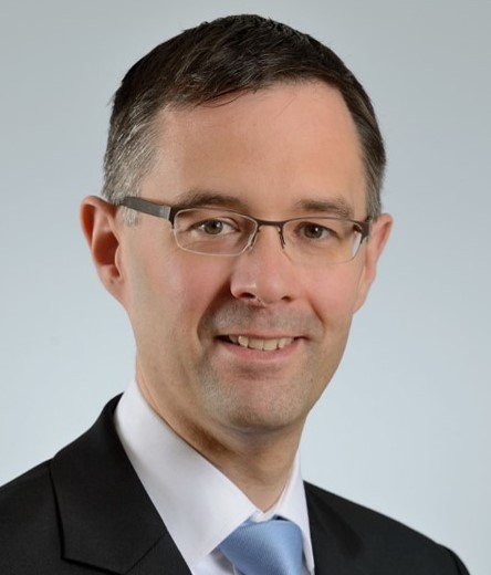 Finn Bauer, Head of Excipient Solid Application at Merck's Life Science Business Sector. Photo via Merck.