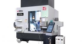 The Phillips Additive Hybrid powered by Haas Automation and Meltio. Photo via Meltio.