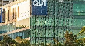 The Queensland University of Technology's law campus. Image via Dalhousie University.
