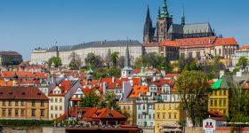 The city of Prague will receive a new 3D printed parkour playground. Photo via Erasmusu.