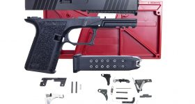 A PF40C 'Buy, Build, Shoot' kit.
