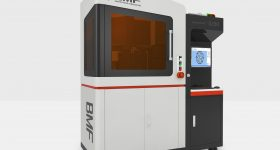 BMF's new microArch 230 3D printer.