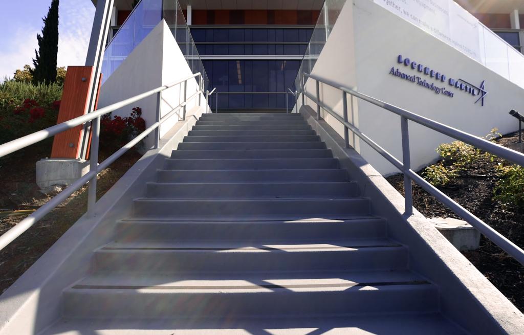 Lockheed Martin's Advanced Technology Center.
