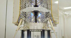 Astrobotic's Peregrine Moon Lander.