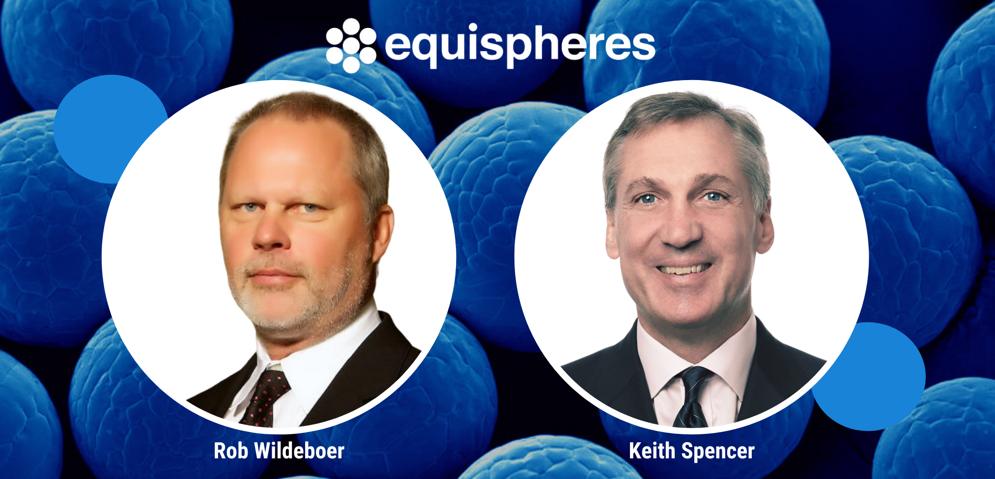 Equispheres has added Rob Wildeboer and Keith Spencer to its Board of Directors. Photo via Equispheres.